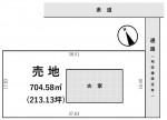 土地区画図(間取)