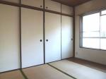 北側和室(内装)